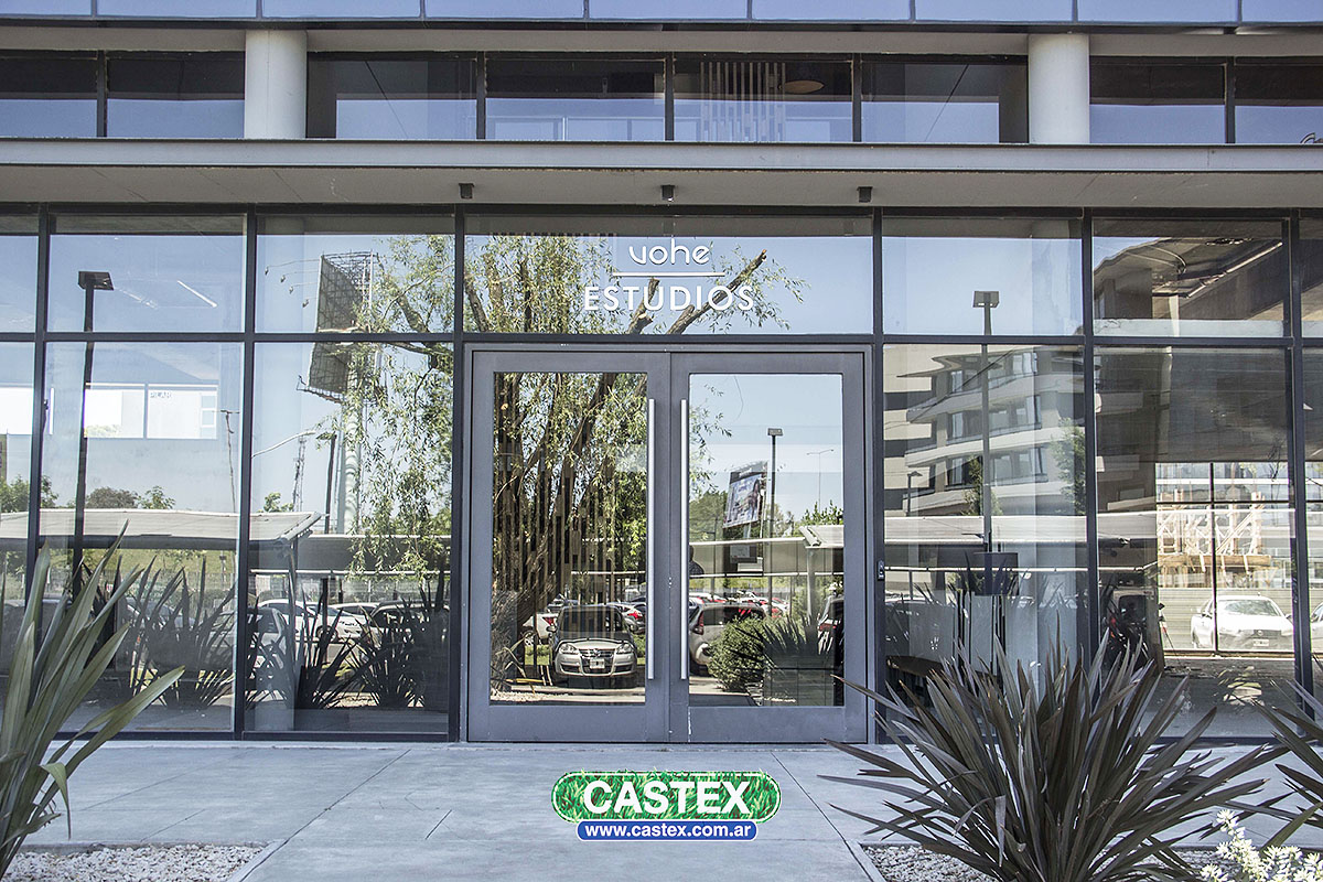 Estudio con amenities