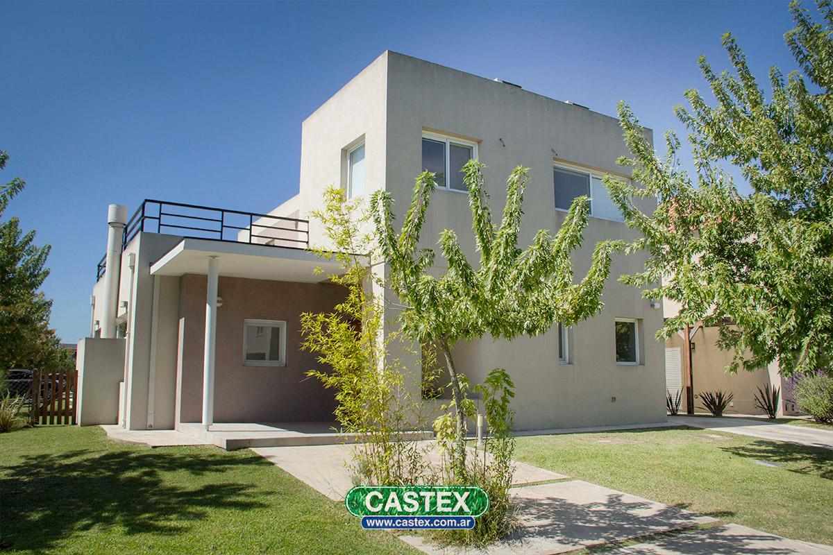 Casa moderna a la countries y barrios cerrados nordelta for Casas modernas nordelta